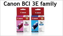 Canon BCI 3E Family