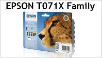 EPSON T071X Family
