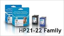 HP 21 22 Family