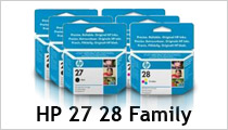HP 27 28 Family