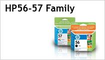 HP 56 57 Family