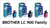 Brother LC-900 Family