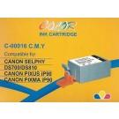 Cartouche compatible Canon BCI-16 / 3 Couleurs 1 pièce
