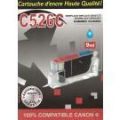 Cartouche compatible Canon CLI-526 / Cyan