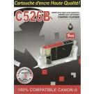 Cartouche compatible Canon CLI-526 / Photo noir
