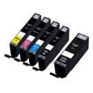 PACK Cartouches rechargées Canon PGI-550XL et CLI-551XL / Rechargées SCV