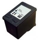 Cartouche rechargée HP 21 /  Noir 8ml / Rechargé SCV