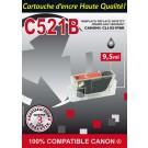 Cartouche compatible Canon CLI-521 / Noir 9ml