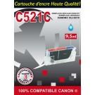 Cartouche compatible Canon CLI-521 / Cyan
