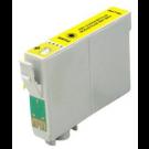 Cartouche rechargée Epson T0714 / Jaune / Rechargé