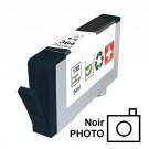Cartouche rechargée HP 364 / PHOTO NOIR / Rechargé SCV