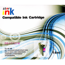 Cartouche compatible Brother LC-123 / Magenta