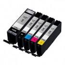 PACK Cartouches rechargées Canon PGI-570XL et CLI-571XL / Rechargées SCV