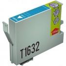 Cartouche rechargée Epson T16XL / Cyan / Rechargé SCV
