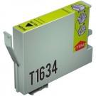 Cartouche rechargée Epson T16XL / Jaune / Rechargé SCV